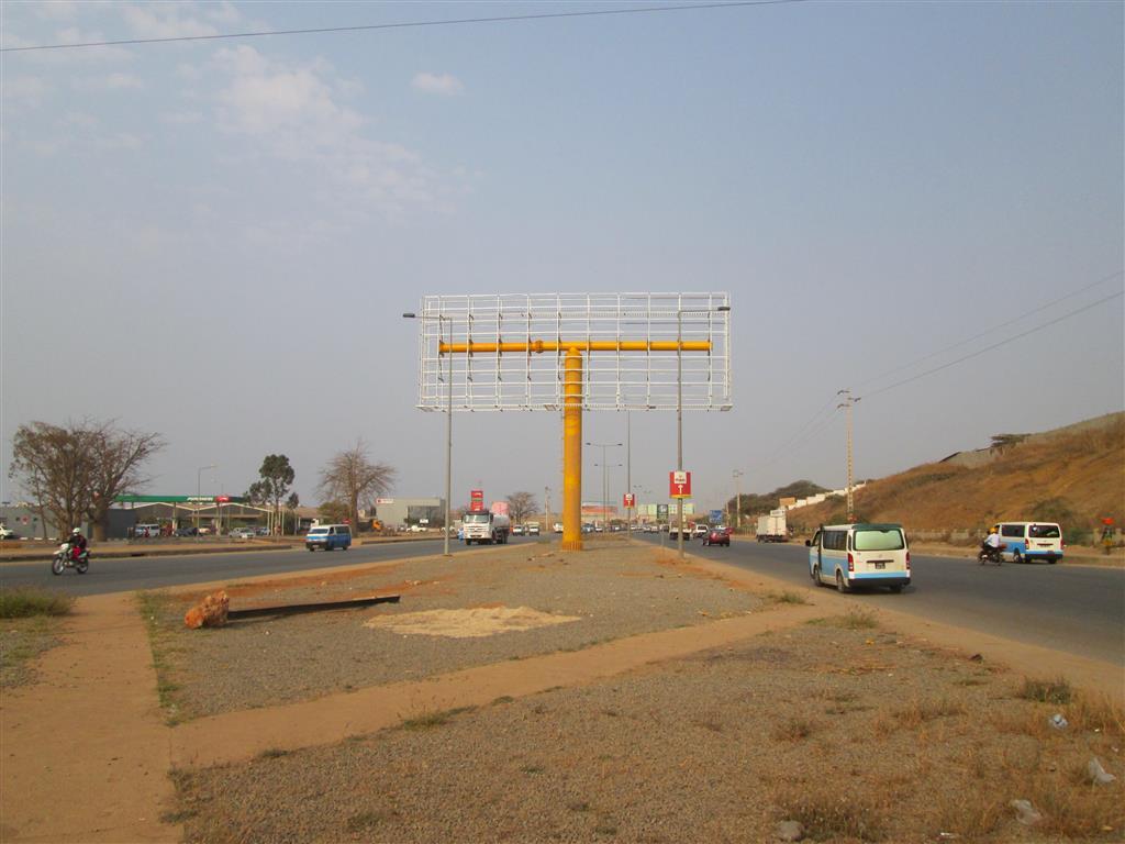 Nova Mega Estrutura 18x6m